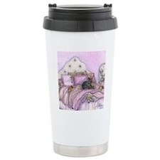Sighthounds slumber par Travel Mug