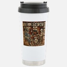 MAYAN COCOA CEREMONY Stainless Steel Travel Mug