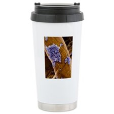 Streptococcus pneumonia Travel Coffee Mug
