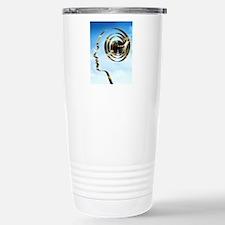 Stress, conceptual imag Travel Mug