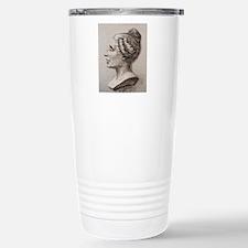 Sophie Germain (1776- 1 Stainless Steel Travel Mug