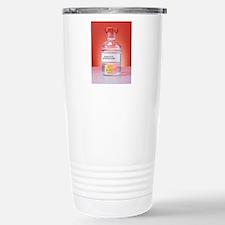 Sodium hydroxide Stainless Steel Travel Mug