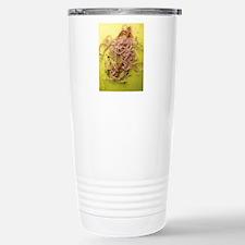 Snake-spotted millipede Travel Mug
