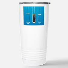 Silver mirror test Travel Mug