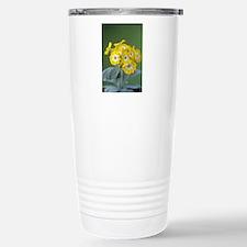 Show auricula 'Golden F Travel Mug