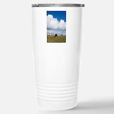 Shire horses Stainless Steel Travel Mug