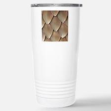 Salmon scales, SEM Travel Mug