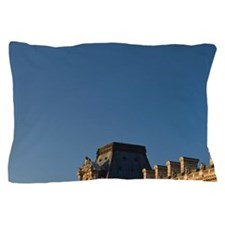 France, Paris, Louvre Museum from the  Pillow Case