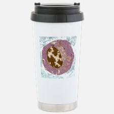 Plasma cell, TEM Stainless Steel Travel Mug
