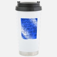Particle physics equati Travel Mug