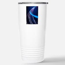Optical fibres Travel Mug