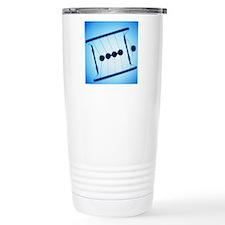 Newton's cradle Travel Mug