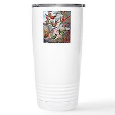 Vintage Hummingbirds Pa Travel Mug