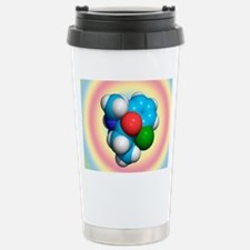 Ketamine molecule, recr Travel Mug