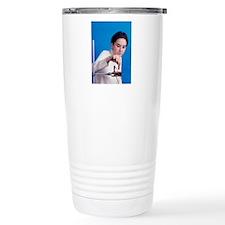 Inducing current Travel Coffee Mug