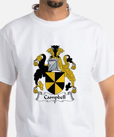 Campbell White T-Shirt