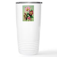 Hellebore flowers Travel Mug