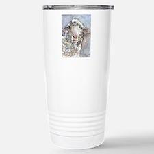 Shorn This Way, Sheep Travel Mug