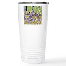 Gecko retina, SEM Travel Coffee Mug