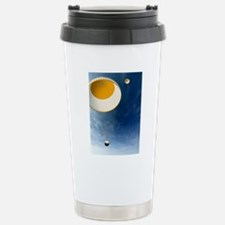 Gagarin's return to Ear Travel Mug