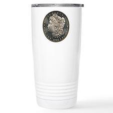 1882 Silver Dollar PCGS Travel Mug