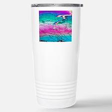 Disthene mineral, light Travel Mug