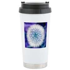 Dandelion seed head Travel Mug