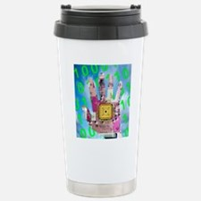 Cybernetics and robotic Travel Mug