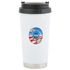 California for Obama Travel Mug