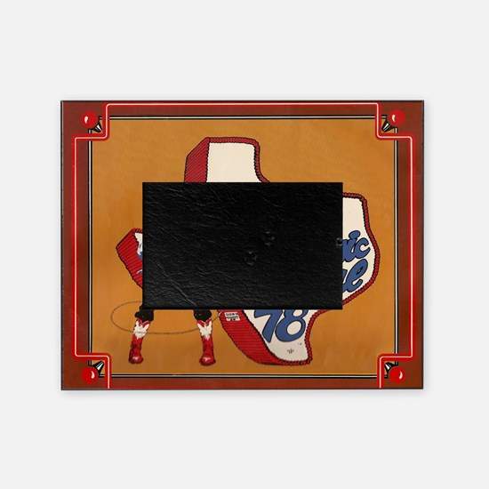 Texxas Jam 78 SQ Picture Frame