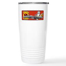 Funny Fighter Travel Mug