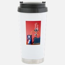 Can about to be evacuat Travel Mug