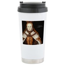 Elizabeth I Coronation Travel Mug