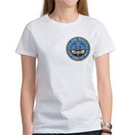 USS JOHN MARSHALL Women's T-Shirt