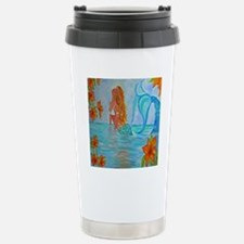 The Wisdom Seeker Merma Stainless Steel Travel Mug