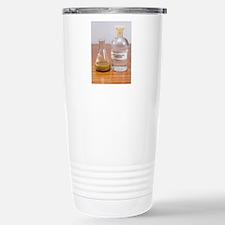 Brass analysis Stainless Steel Travel Mug