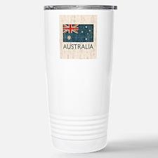 VintageAustralia Stainless Steel Travel Mug