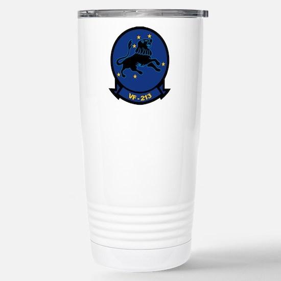 vf213logo.png Stainless Steel Travel Mug