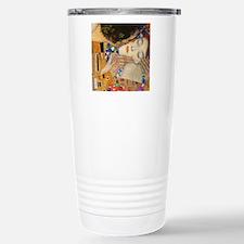 Klimt Stainless Steel Travel Mug