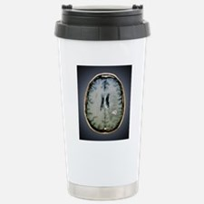 Tapeworm cyst in the br Travel Mug