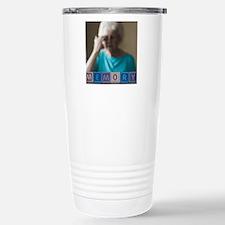 Alzheimer's disease, co Stainless Steel Travel Mug