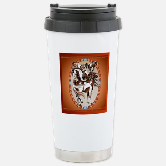 Box Of Paints Stainless Steel Travel Mug