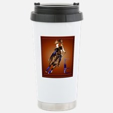 Barrel Horse Travel Mug