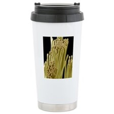 Toothbrush bristles, SE Travel Coffee Mug