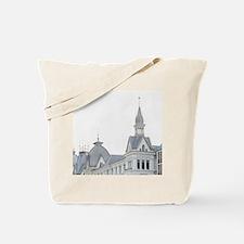 Historic building Oslo Norway Tote Bag