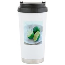 Squeezed lime Travel Mug