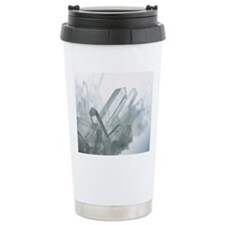 Quartz crystals Travel Coffee Mug