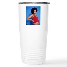 Pregnancy back pain Travel Mug