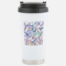 Pipette tips and sample Stainless Steel Travel Mug