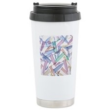 Pipette tips and sample Travel Mug